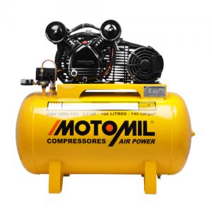 Compressor de Ar Motomil 10 Pés Cmv 10/100